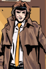 Remy LeBeau (Earth-TRN656) from X-Men Worst X-Man Ever Vol 1 5 001