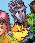 Roxanne Washington (Earth-616) from New X-Men Vol 2 23 0001