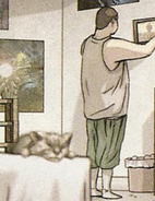 Sam (Butterball's cat) (Earth-616) from Avengers The Initiative Vol 1 13 0001