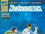 Shadowmasters Vol 1 1
