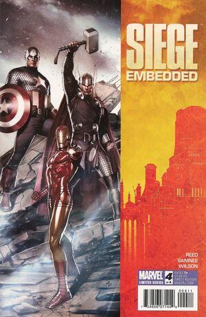 Siege Embedded Vol 1 4