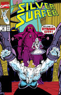 Silver Surfer Vol 3 40