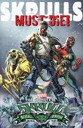 Skrulls Must Die The Complete Skrull Kill Krew TPB Vol 1 1