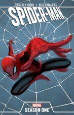 Spider-Man Season One Vol 1 1