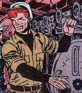 Torpedo Taylor (Earth-616) from Navy Combat Vol 1 2 0001