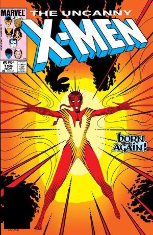 Uncanny X-Men Vol 1 199