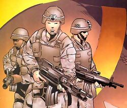 United States Army (Earth-33900) Vol 1 4