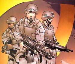 United States Army (Earth-33900) Vol 1 4