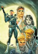 X-Force Vol 5 1 Liefeld Variant Textless