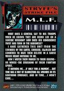 X-Men Vol 2 15 Trading card back
