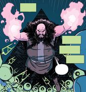 Ygor Kaoz (Earth-616) from Doctor Strange Last Days of Magic Vol 1 1 001