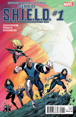 Agents of S.H.I.E.L.D. Vol 1 1