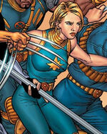 Alison Blaire (Earth-98193) from What If? X-Men Deadly Genesis Vol 1 1 0001