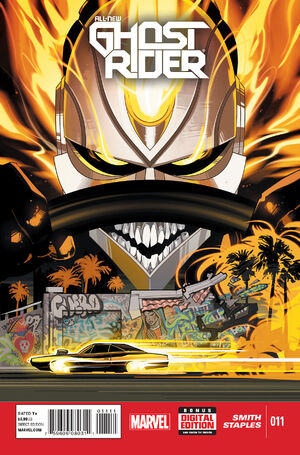 All-New Ghost Rider Vol 1 11