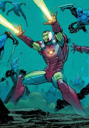 Anthony Stark (Earth-616) from Avengers Vol 8 9 002