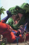 Avengers Academy Vol 1 25 Textless