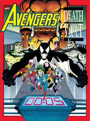 Avengers Death Trap - The Vault Vol 1 1