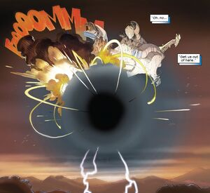 Black Hole from Ultimate Comics Ultimates Vol 1 9 001