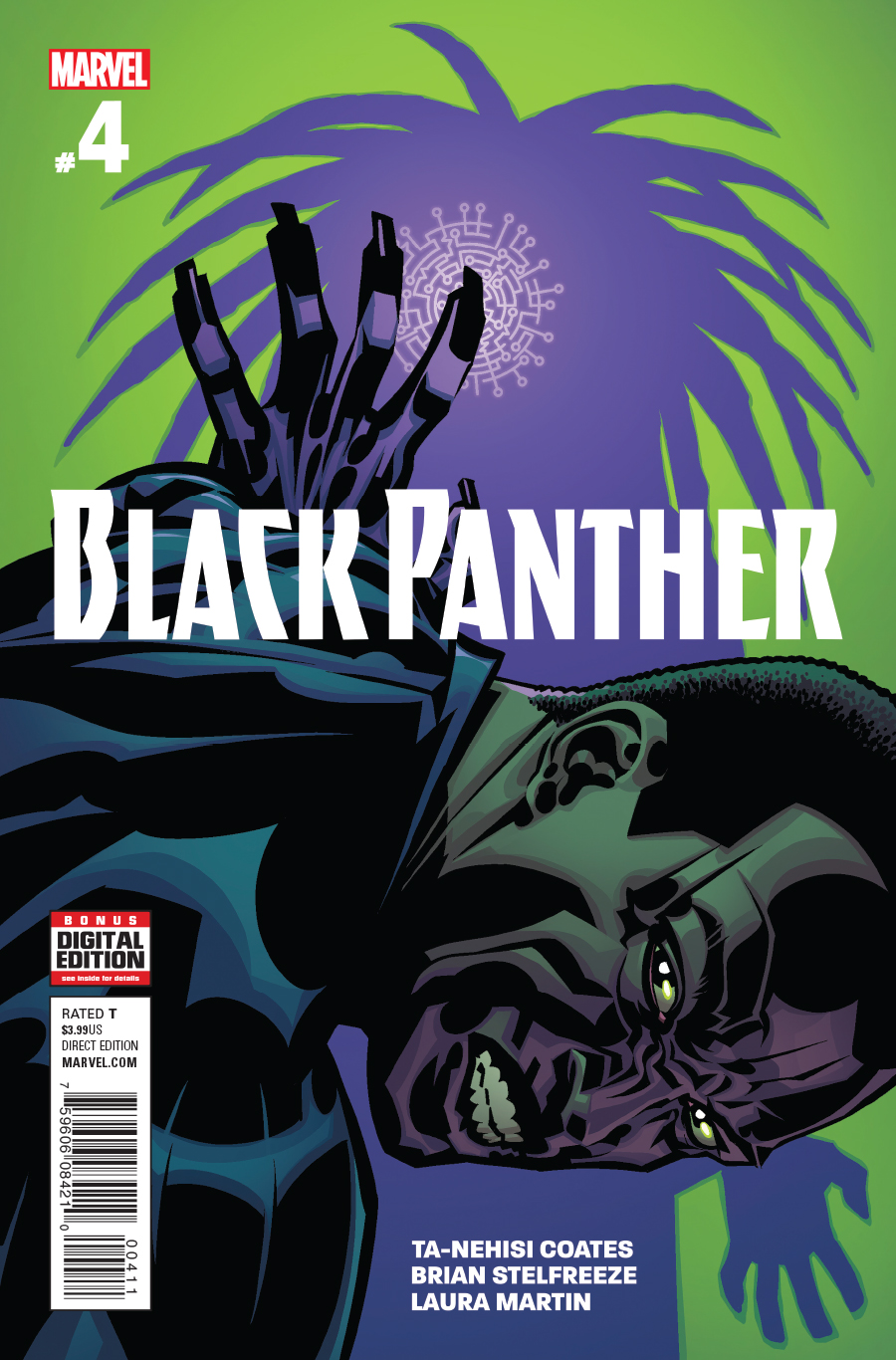 Black Panther Vol 6 4 Marvel Database Fandom Powered By Wikia