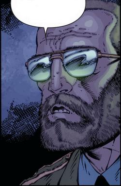 Brad Dodge (Earth-616) from Venom Vol 2 1 0023