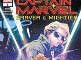 Captain Marvel: Braver & Mightier Vol 1 1