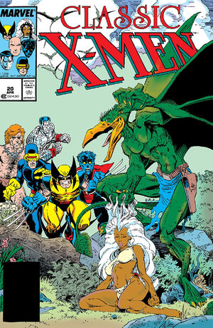 Classic X-Men Vol 1 20