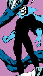 D'Spayre (Earth-TRN566) from Adventures of the X-Men Vol 1 11 0001