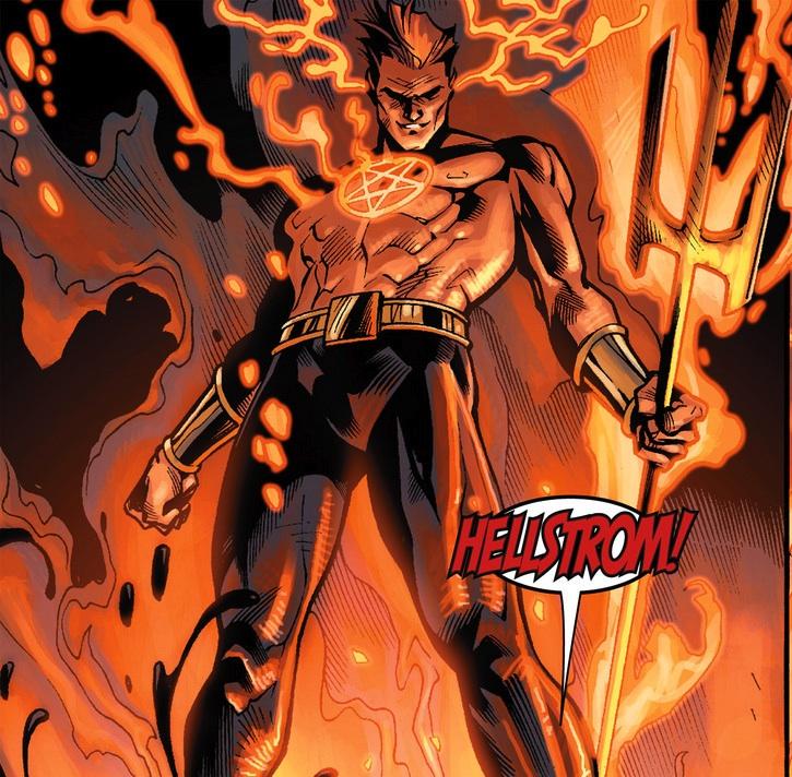 Daimon Hellstrom (Earth-616) | Marvel Database | FANDOM