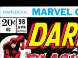 Daredevil Vol 1 98