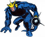 Dark-Crawler (Earth-616) from Marvel Legacy The 1980s Handbook Vol 1 1 001