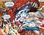 Devil Dinosaur (Skrull) (Earth-616) from Avengers The Initiative Vol 1 19 0001