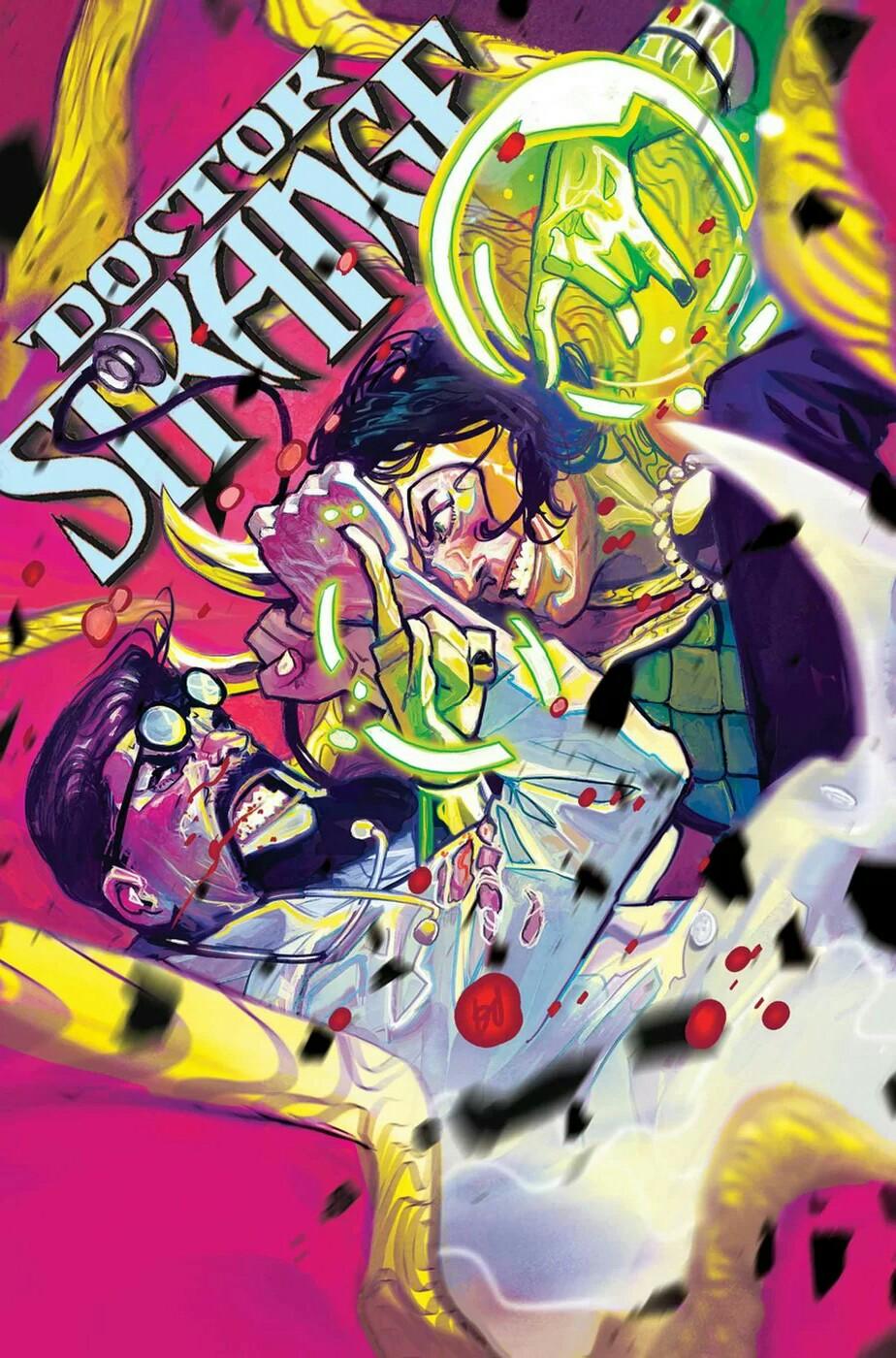 Doctor Strange Vol 1 385 Textless.jpg