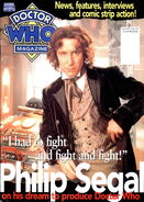 Doctor Who Magazine Vol 1 240