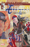 Elektra Glimpse and Echo Vol 1 2