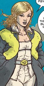 Emma Frost (Earth-55133) from E Is For Extinction Vol 1 2 001