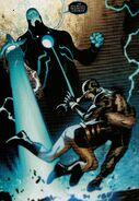 Evolutionaries and X-Men (Earth-616) from X-Men Vol 3 12 001