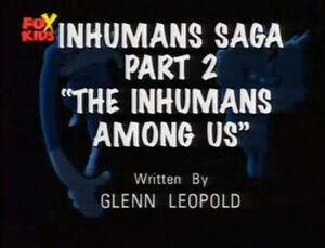 Fantastic Four (1994 animated series) Season 2 3 Screenshot
