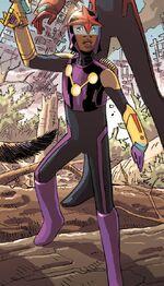 Fayne Bakian (Earth-94241) from Infinity Gauntlet Vol 2 2 001