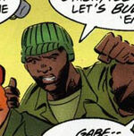 Gabe (Earth-9602) from Super Soldier - Man Of War 1 0001