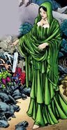 Gaea (Earth-616) and Defenders (Earth-616) from Defenders Vol 2 12 0003