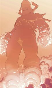 Galan (Earth-14412) from Thor God of Thunder Vol 1 19.NOW 001
