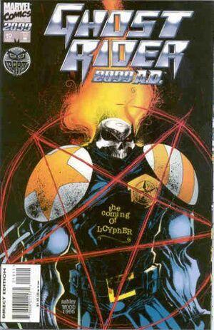 Ghost Rider 2099 Vol 1 19