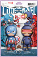 Giant-Size Little Marvel AVX Vol 1 1 Action Figure Variant