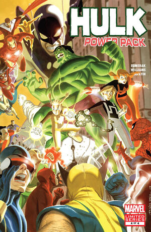 Hulk and Power Pack Vol 1 4