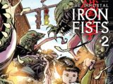 Immortal Iron Fists Vol 1 2