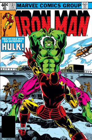 Iron Man Vol 1 131