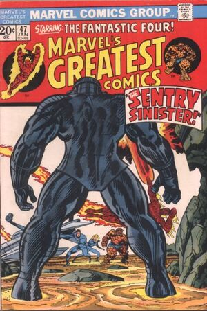 Marvel's Greatest Comics Vol 1 47