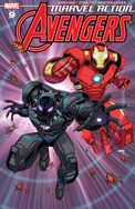 Marvel Action Avengers Vol 1 9
