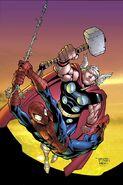 Marvel Age Spider-Man Team-Up Vol 1 4 Textless