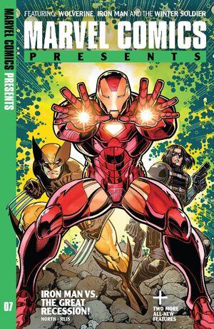 Marvel Comics Presents Vol 3 7